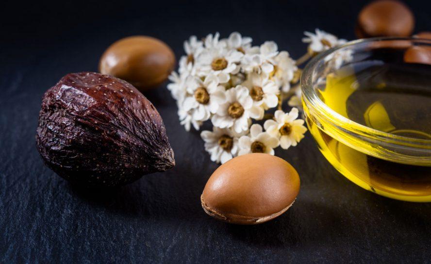 Intensiv-Pflege mit Arganöl
