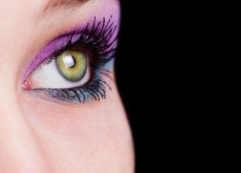 Augenpflege, aber richtig