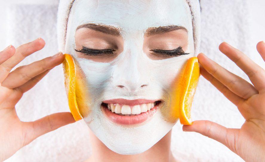 Fettige Haut - mit natürlichen Mitteln das Hautbild verbessern