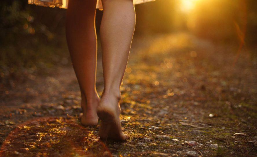 Fußbalsam - gepflegte Füße