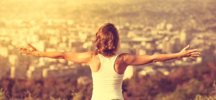 Die richtige Kosmetik und Pflege gegen den Stress