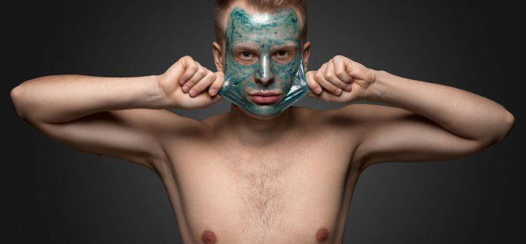 Die professionelle Gesichtsreinigung bei Männern
