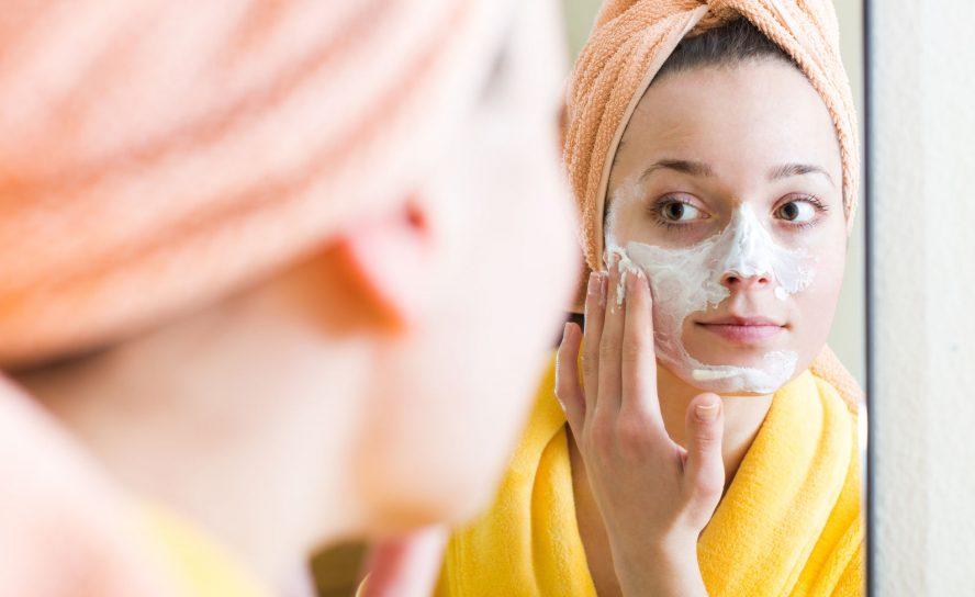 Regenerationsbedürftige Haut
