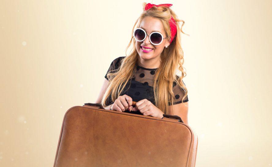 Welche Kosmetik gehört in das Reisegepäck?